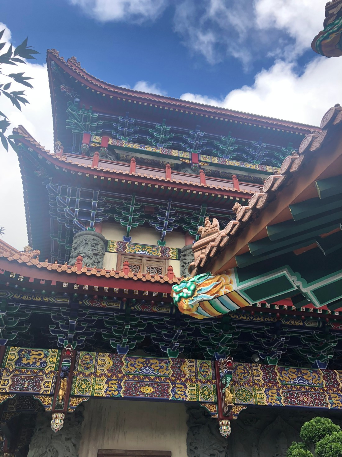 Po Lin Monastery, Lantau Island