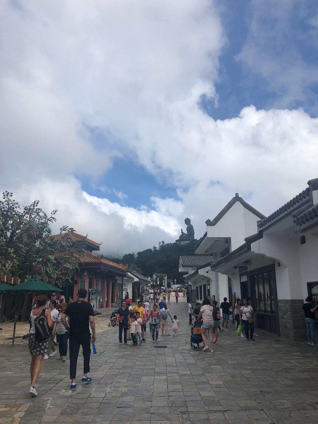 Ngong Ping Village, Lantau Island