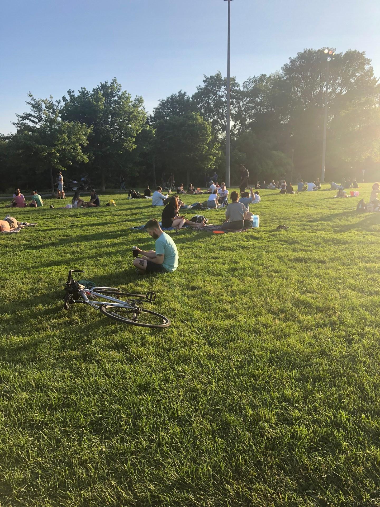 Summer in Toronto: Drinking in Trinity Bellwoods