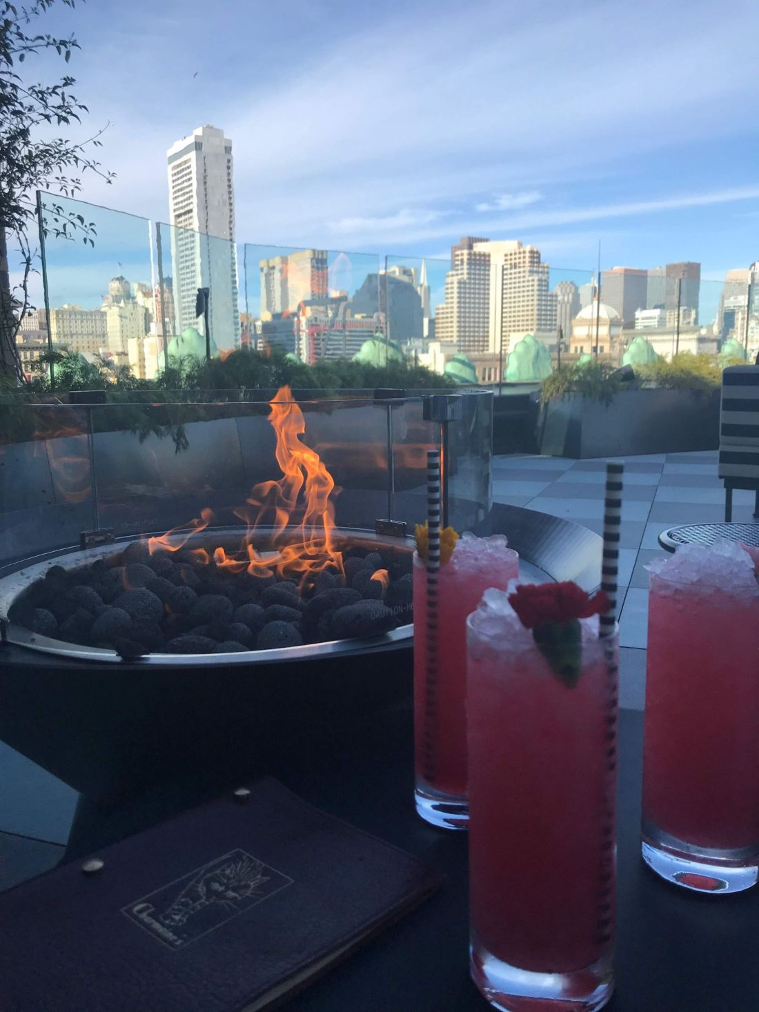 World's best rooftop bars: Charmaine's, San Francisco