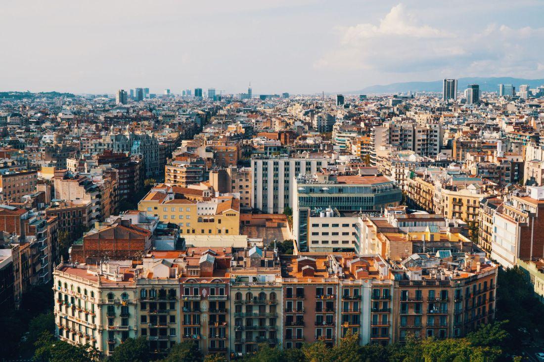 World's best rooftop bars: Terrat, Mandarin Oriental, Barcelona