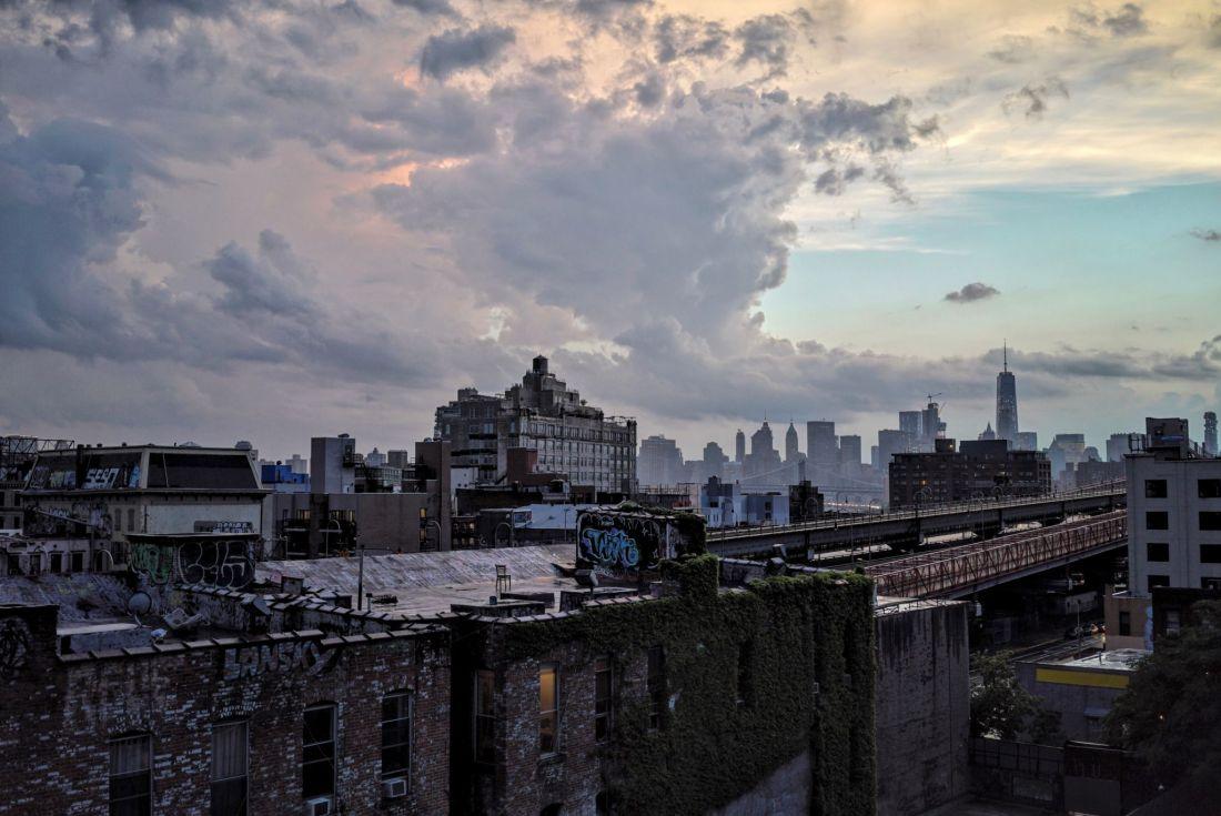 World's best rooftop bars: Mr Purple, New York