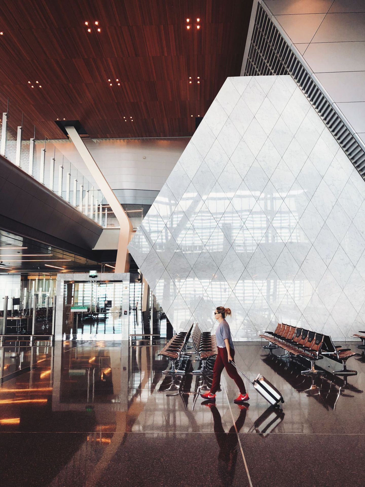 Hamad International Airport, Qatar
