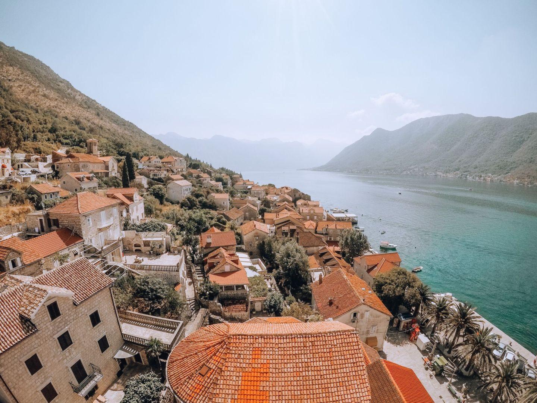 Top summer holiday destinations: Montenegro