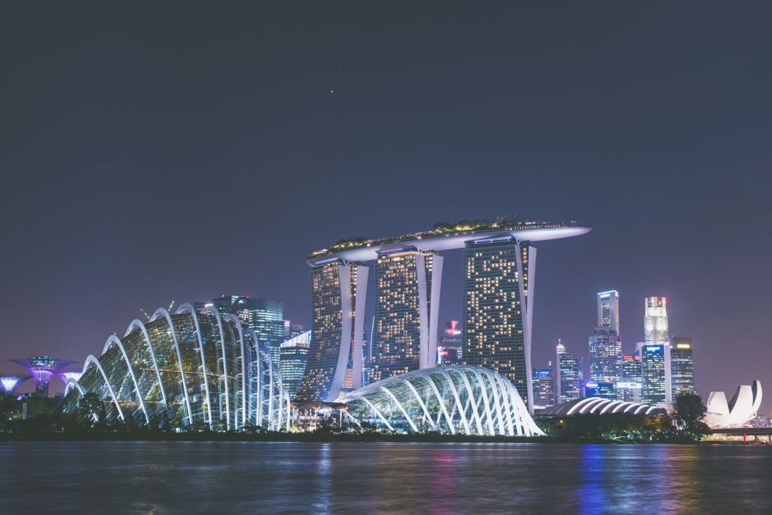 World's best rooftop bars: 1 Altitude, Singapore