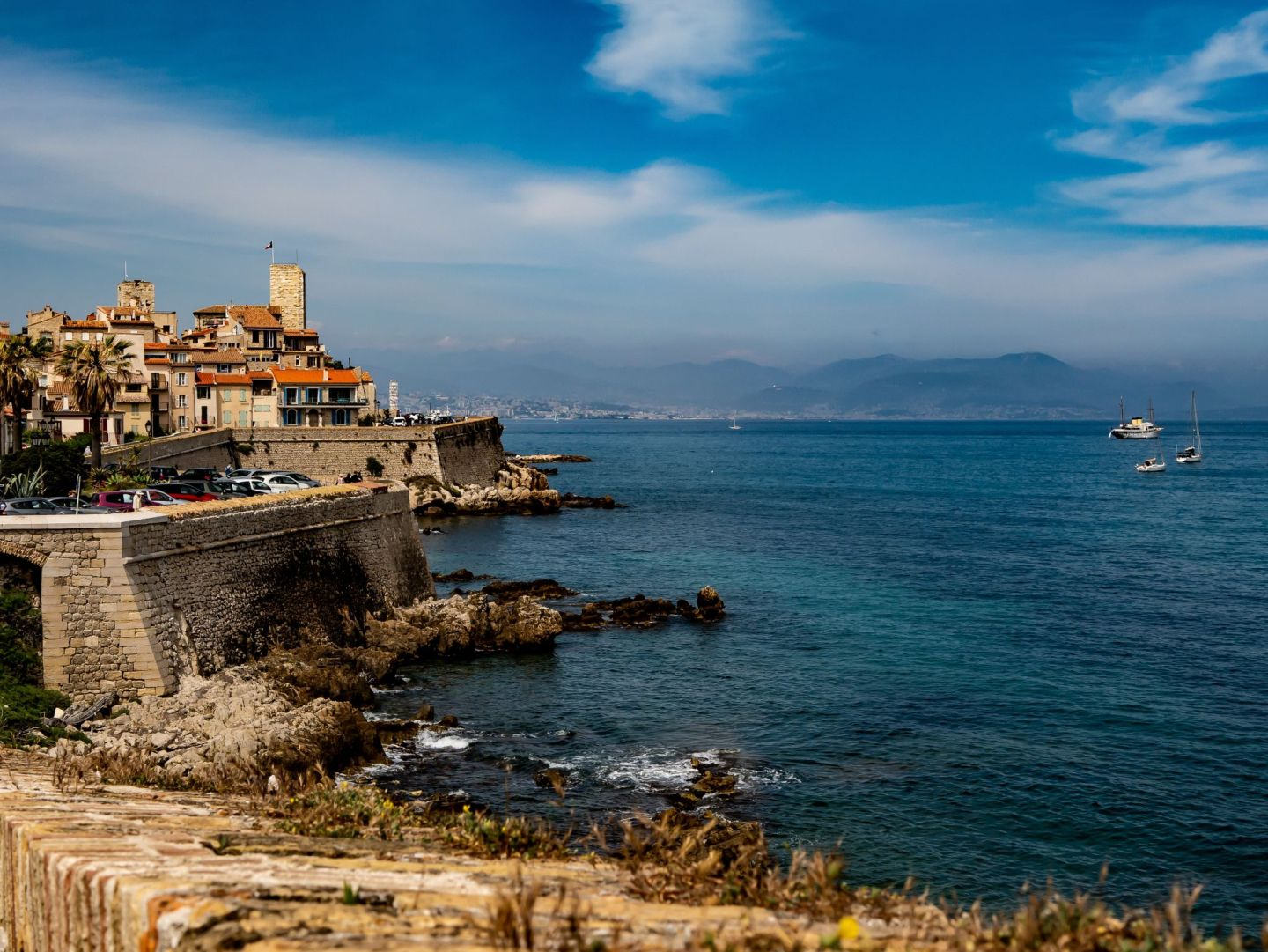 Top summer holiday destinations: Antibes, France