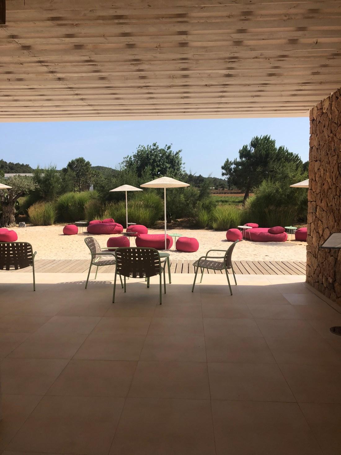 Bar at Ca Na Xica, Ibiza