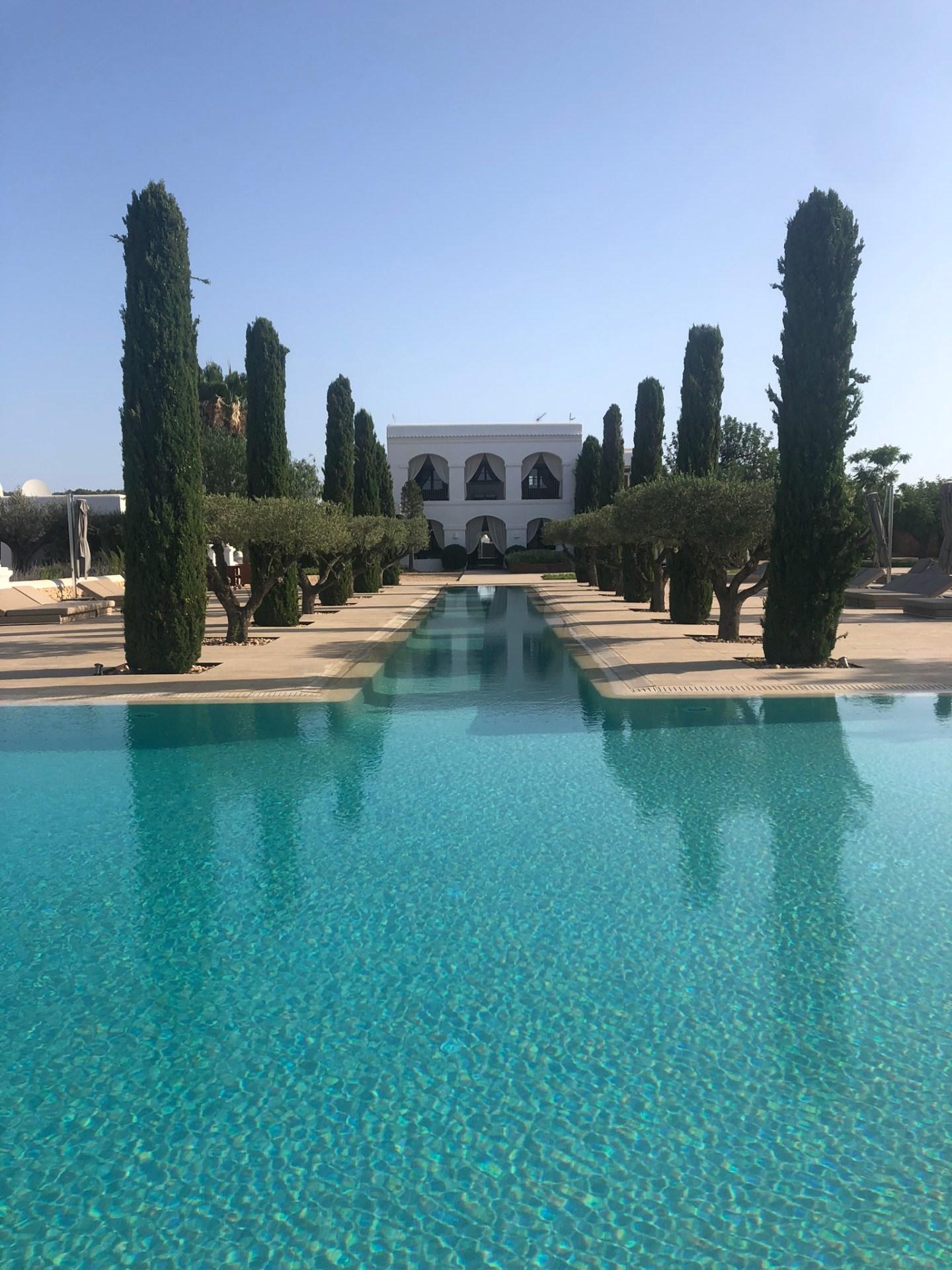Pool at Ca Na Xica, Ibiza