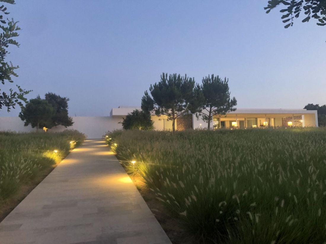 Grounds at Salvia, Ibiza