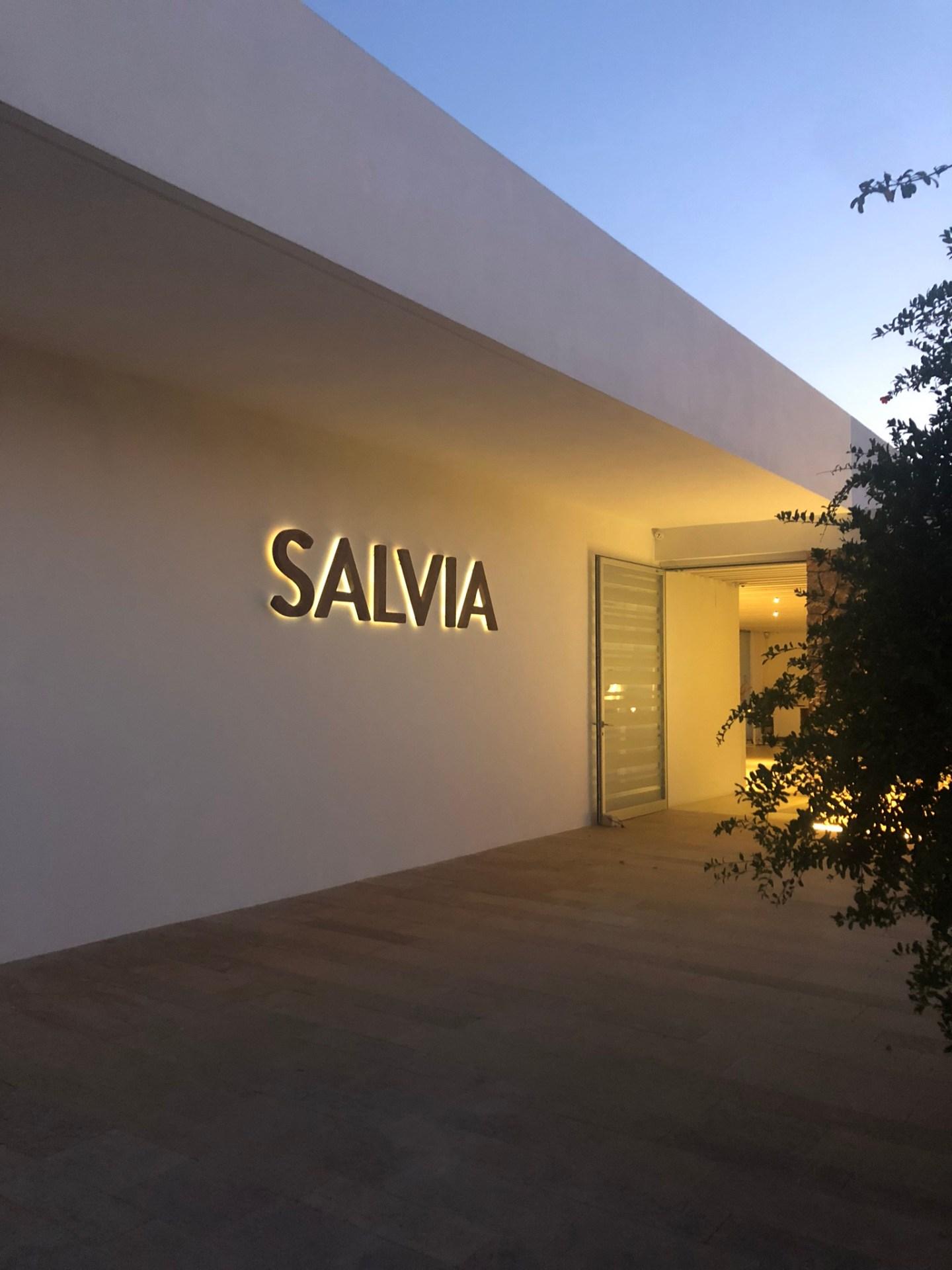Salvia restaurant, Ibiza