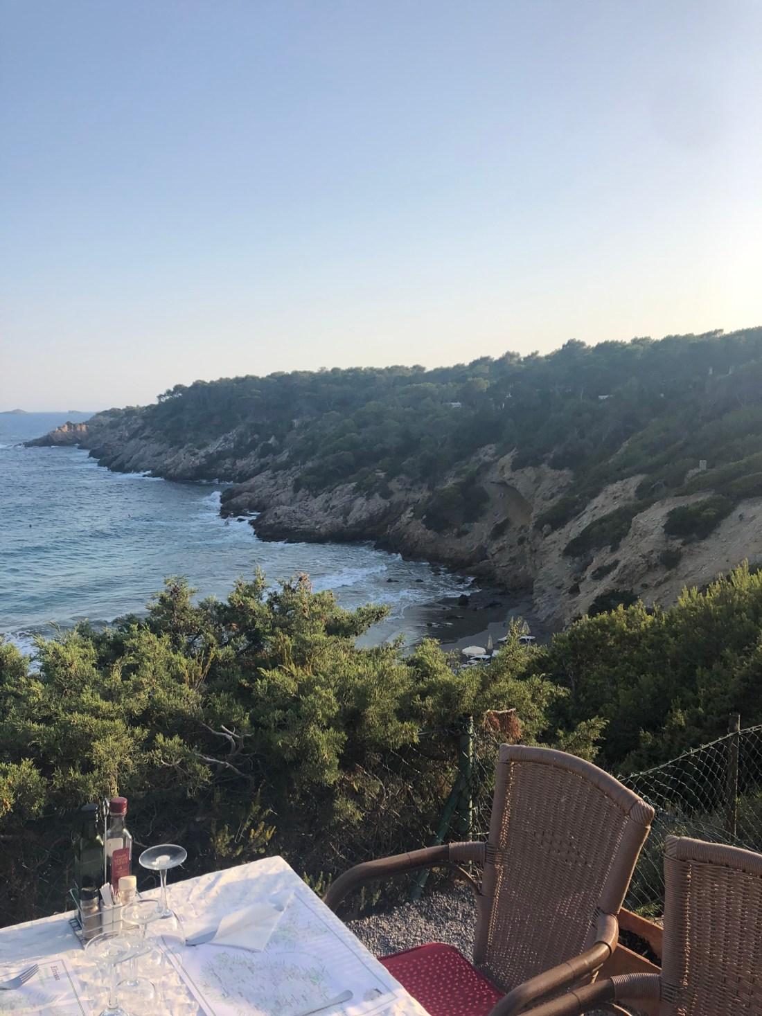 Best places to visit in Ibiza: La Noria, Cala Boix, Santa Eulalia del Rio