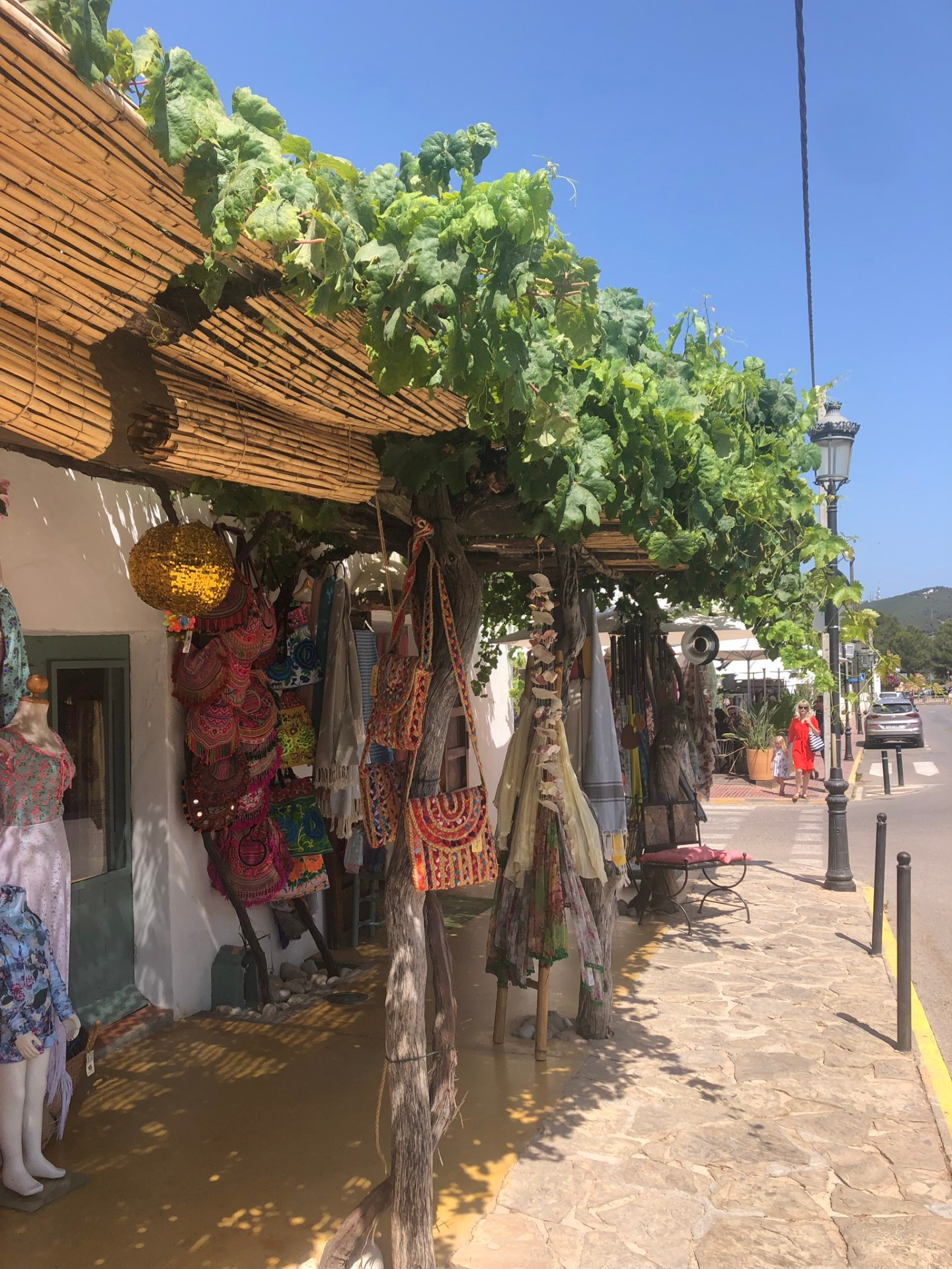 Best places to visit in Ibiza: Market in Santa Gertrudis, Ibiza