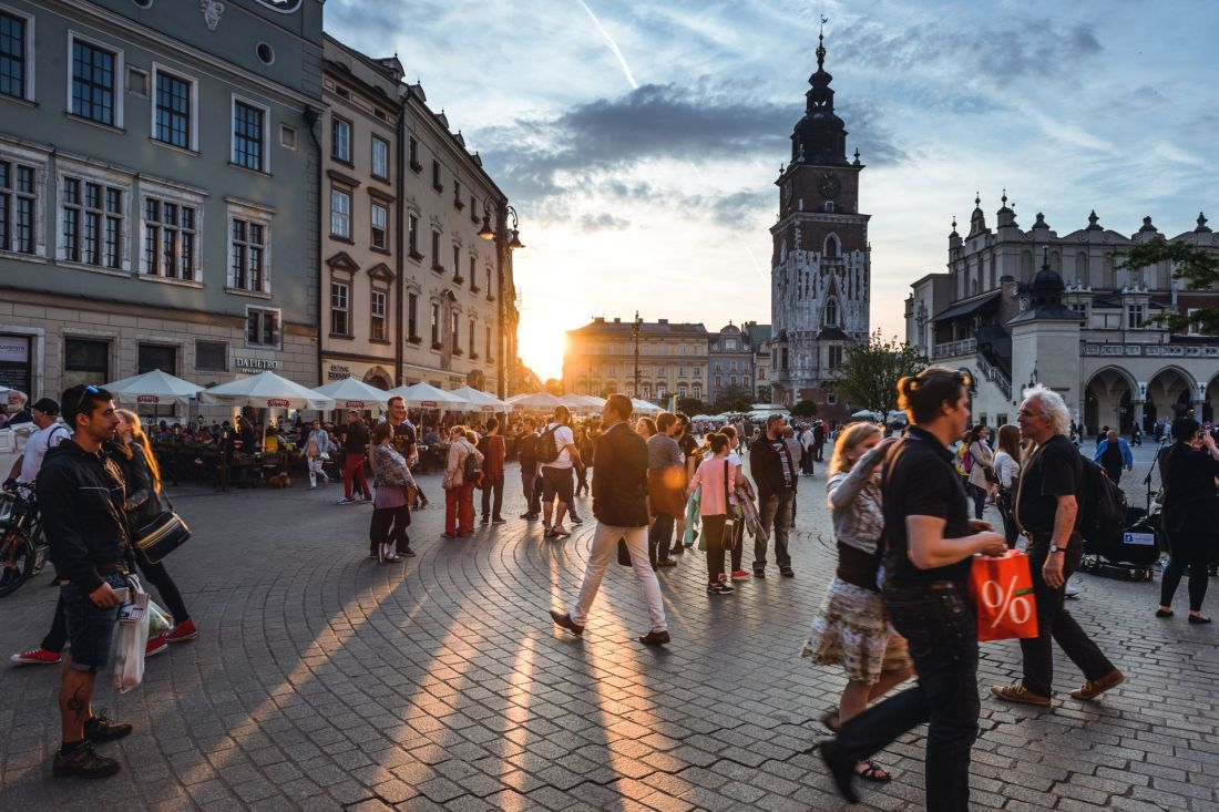 Best party cities in Europe: Krakow, Poland