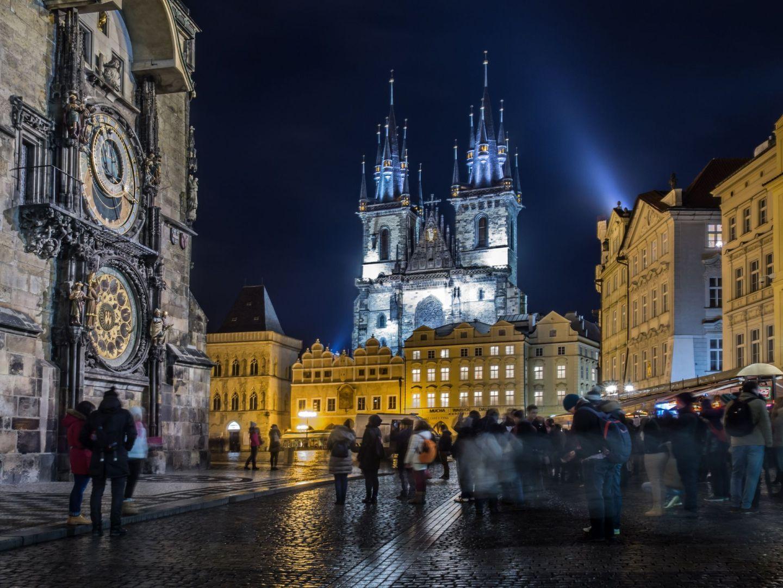 Europe's best party cities: Prague, Czech Republic