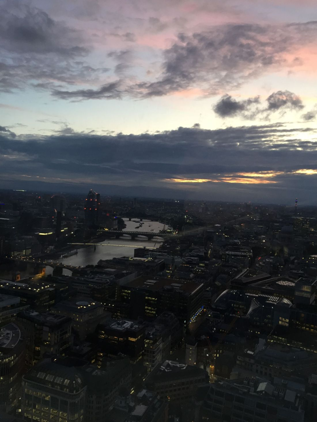 Things to do in London: visit Sky Garden