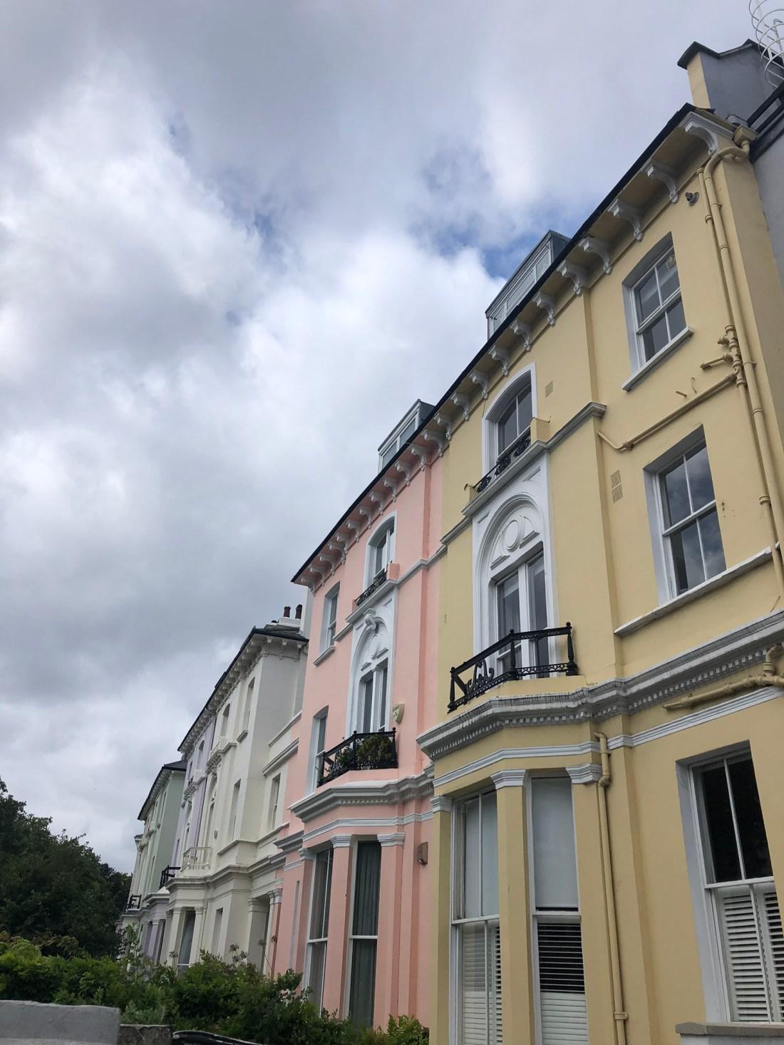 Houses of Primrose Hill, London