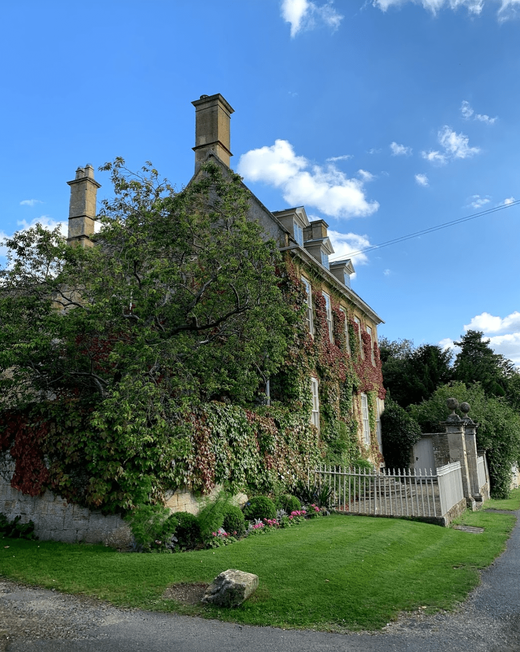 Houses in Broadway, Worcestershire
