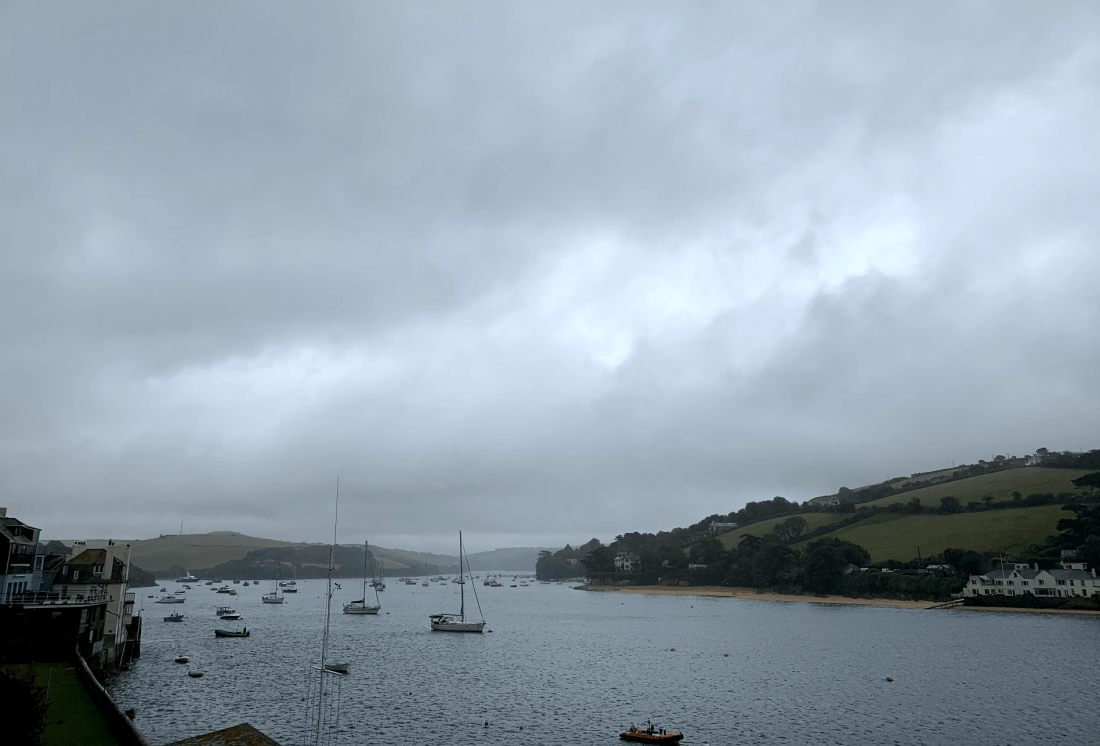 Misty Salcombe, Devon