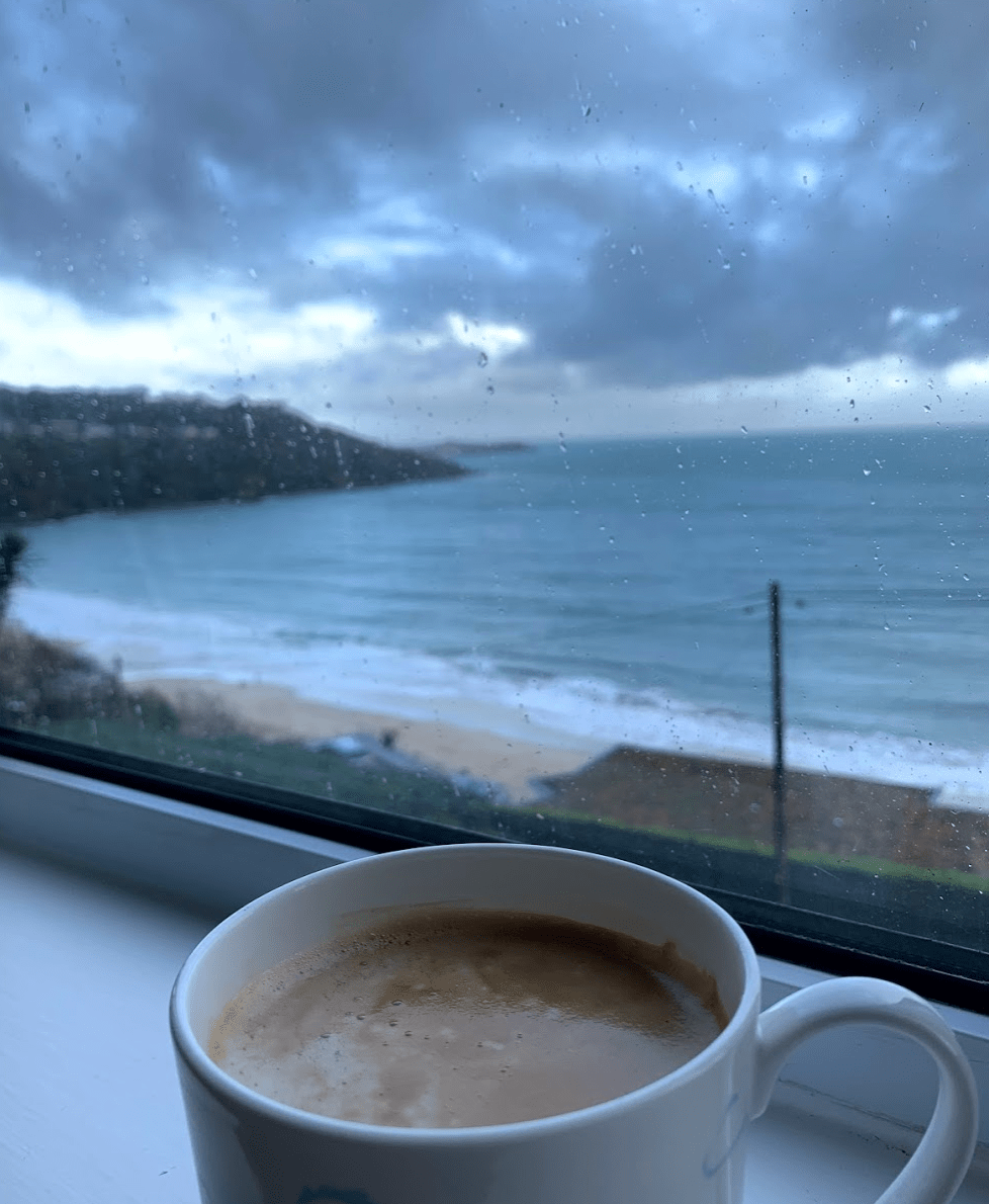 A weekend in Carbis Bay, Cornwall