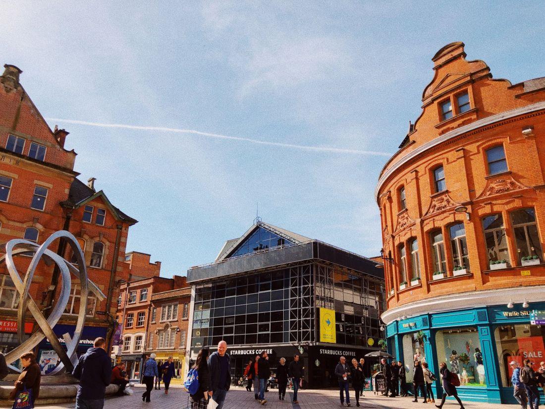 UK travel wish list: Belfast
