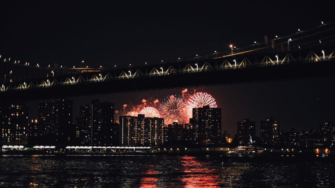 Best places to celebrate New Year's Eve: New York City