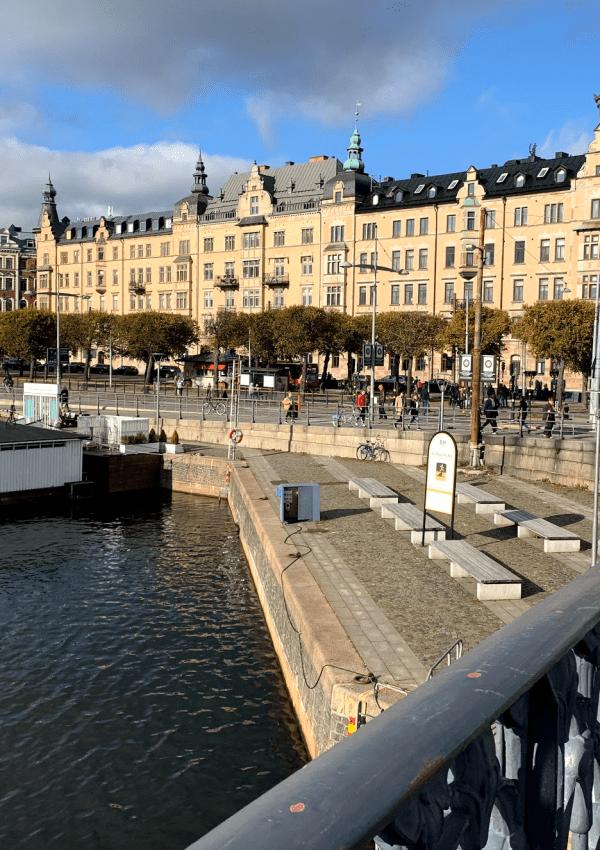 Views from Strandvägen, Stockholm