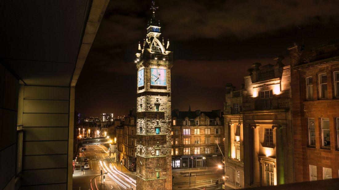 Glasgow nightlife