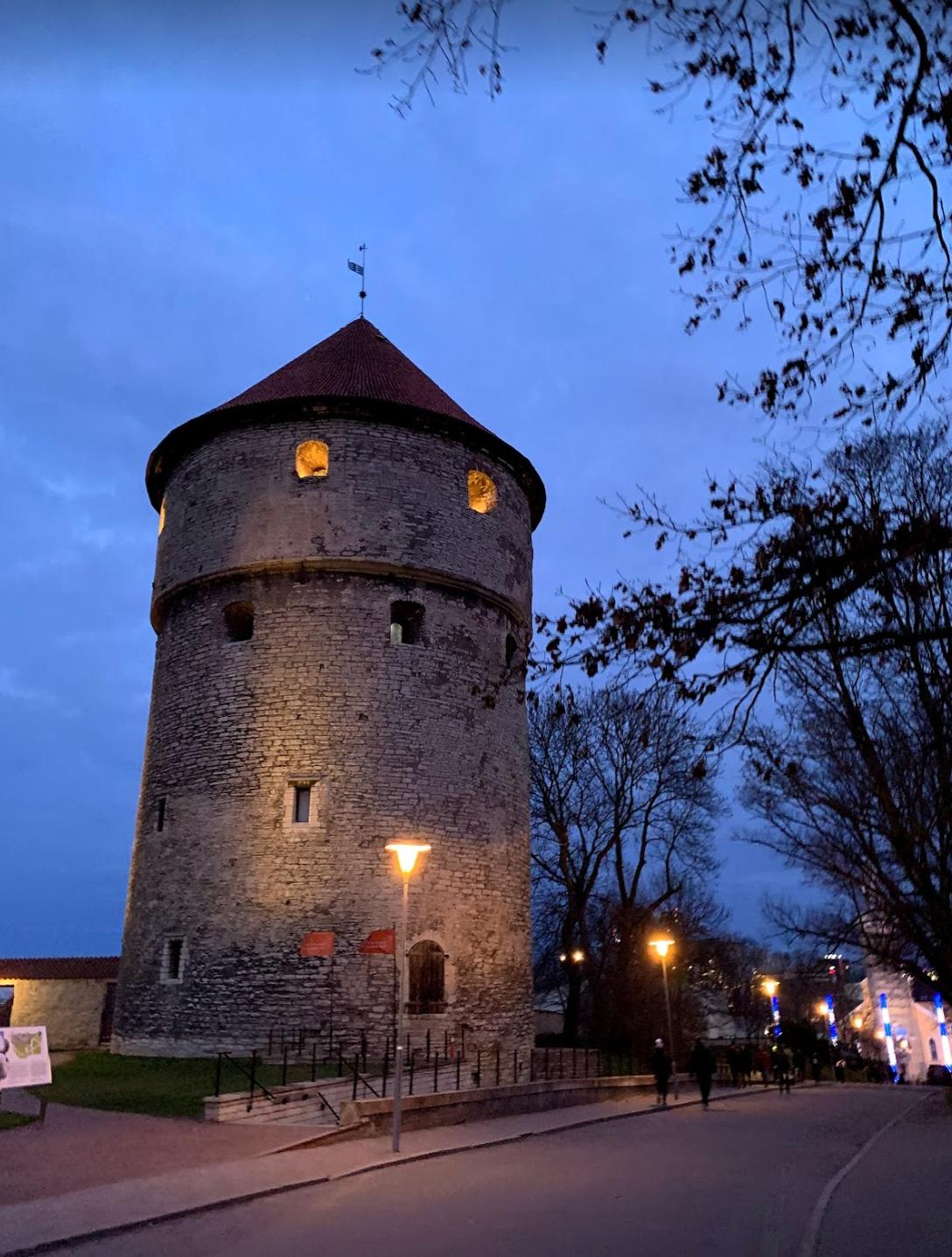 Fat Margaret, Tallinn