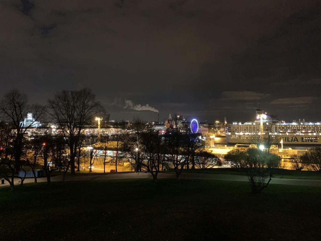 Views of Helsinki, Finland