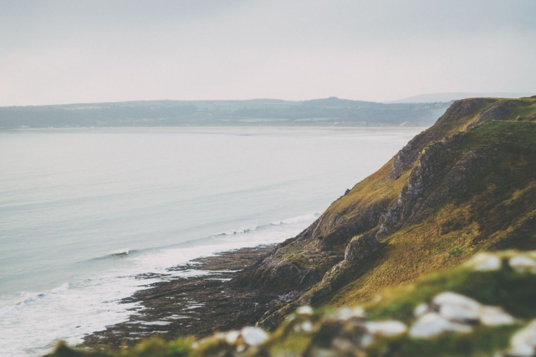Best beaches in the UK: Rhossili Bay, Gower Peninsula
