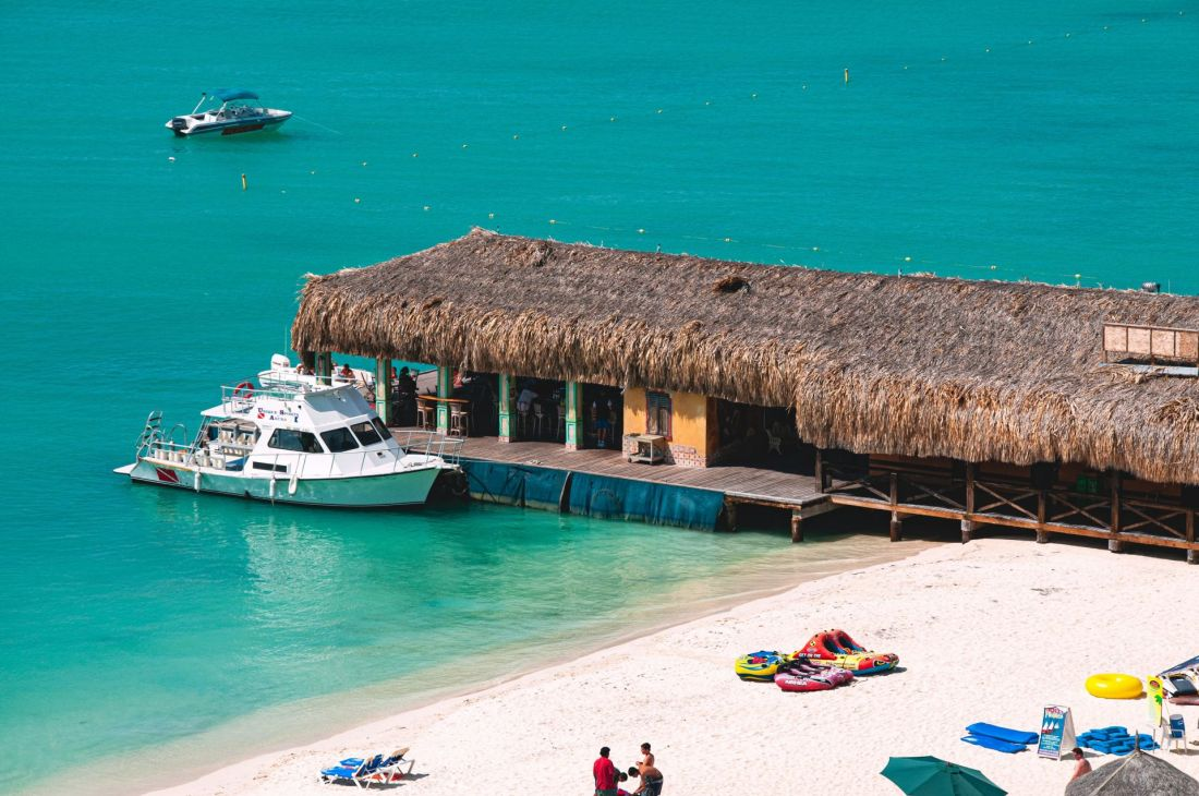 World's best party islands: Aruba, Caribbean