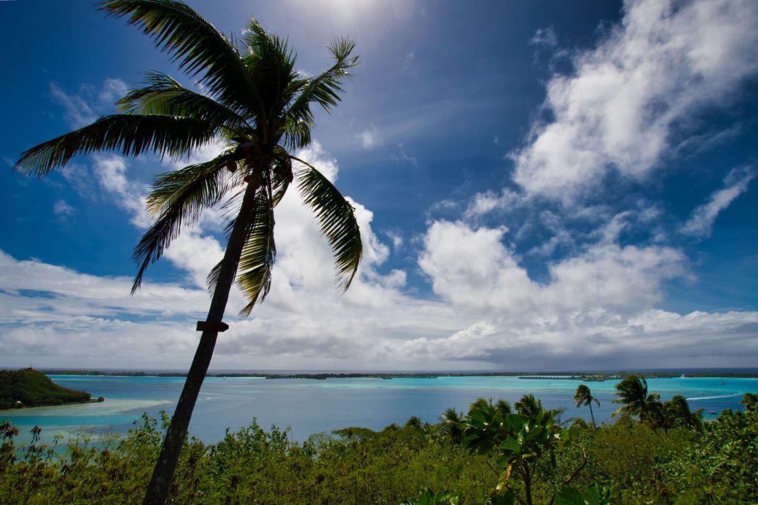 Ultimate travel tag: Bora Bora, French Polynesia