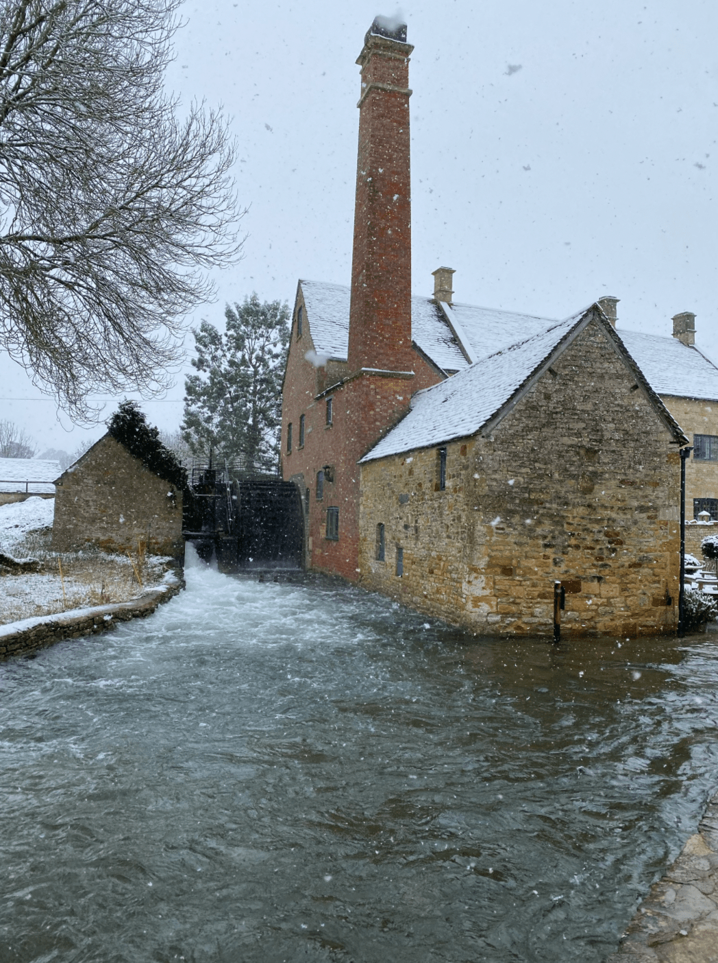 Old Mill, Lower Slaughter