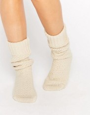 http://www.asos.com/asos/asos-waffle-texture-lounge-socks/prd/7179832?iid=7179832&clr=Cream&SearchQuery=&cid=6992&pgesize=36&pge=1&totalstyles=583&gridsize=3&gridrow=8&gridcolumn=2
