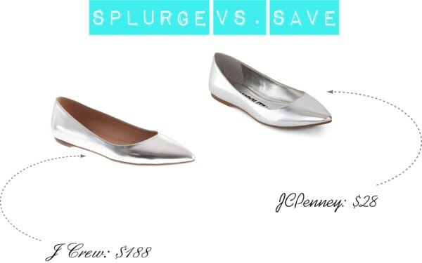Splurge vs. save