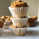 Two-Ingredient Pumpkin Muffins