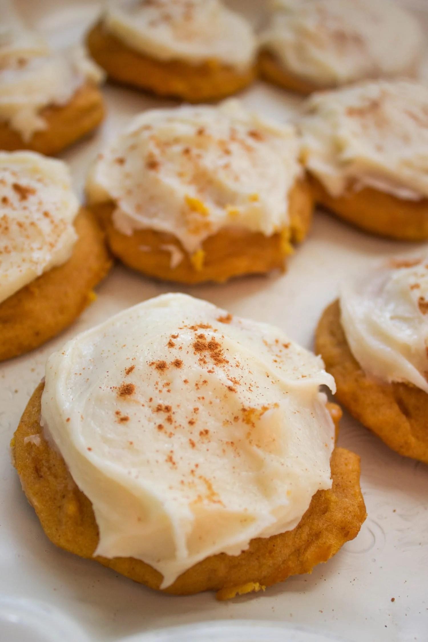 soft-pumpkin-cookies