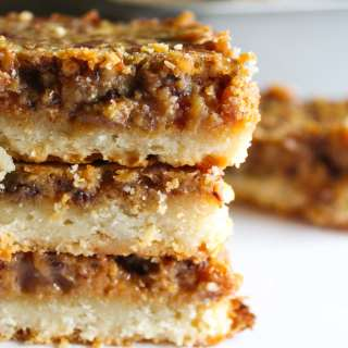 Pumpkin Pecan Toffee Bars