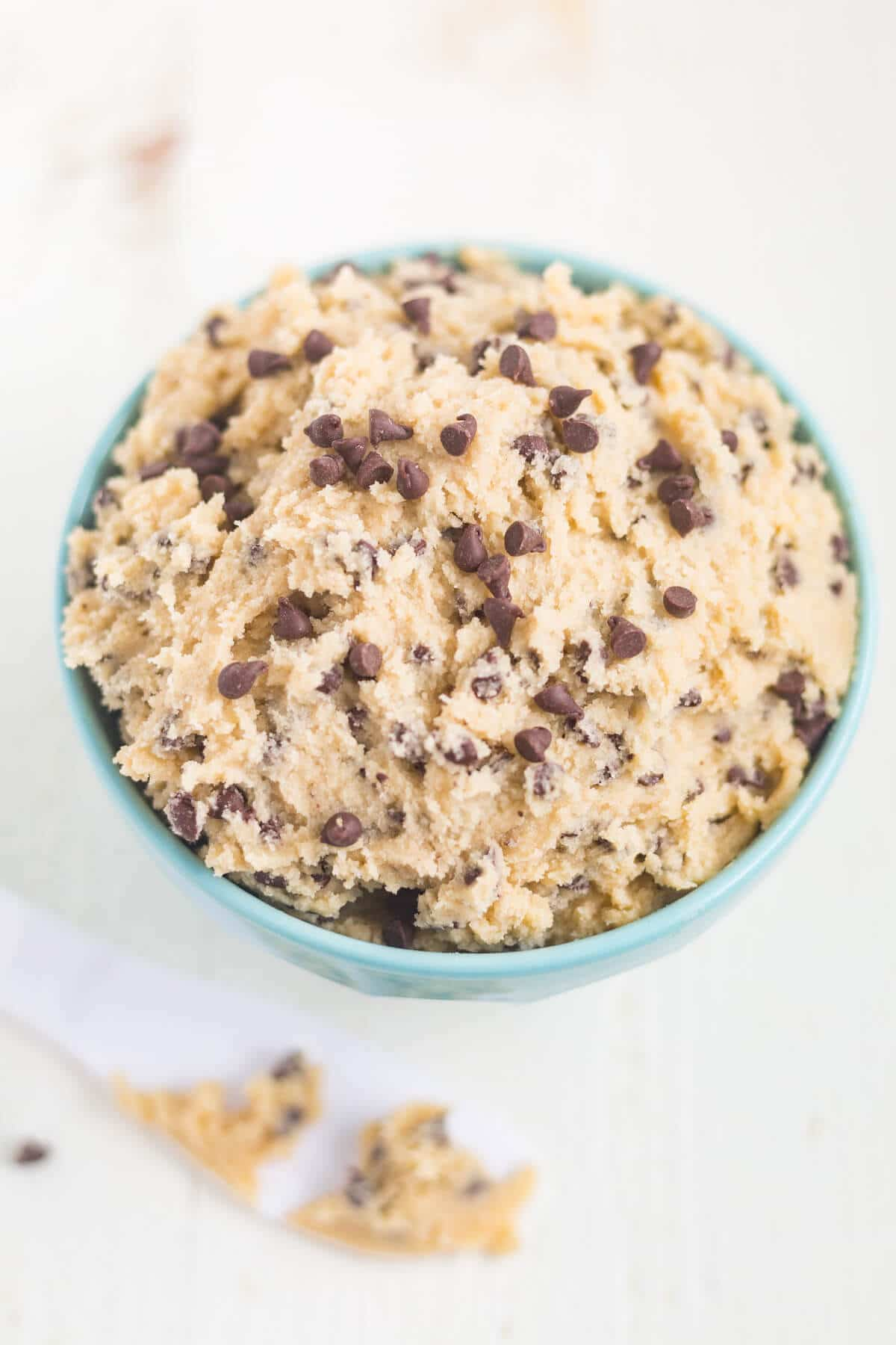 Edible Cookie Dough What Molly Made