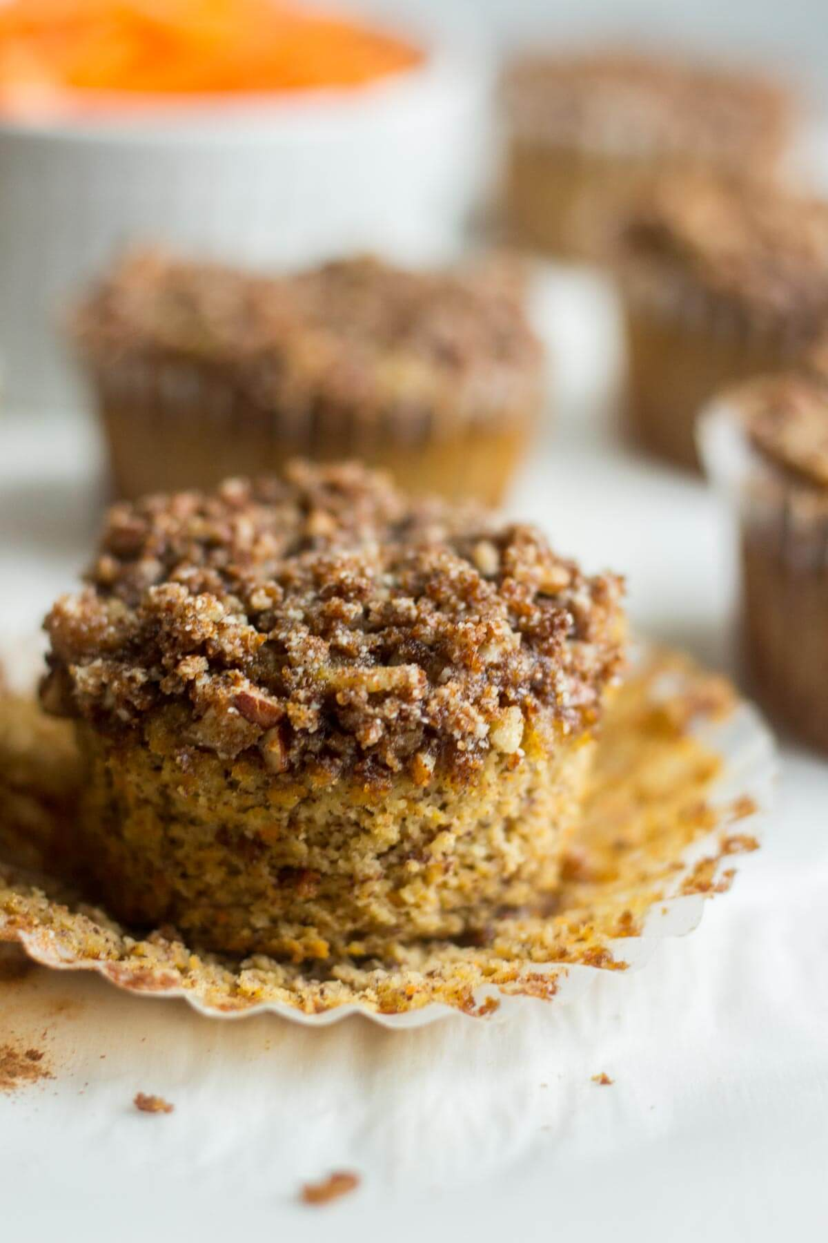healthy paleo carrot cake muffin recipe unwrapped