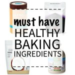 If you love to bake, but also love to find ways to incorporate healthier ingredients into your life, this post is for you. These must have healthy baking ingredients will help you make the best (and healthiest) baked goods around. These ingredients are no fuss and so easy to find.