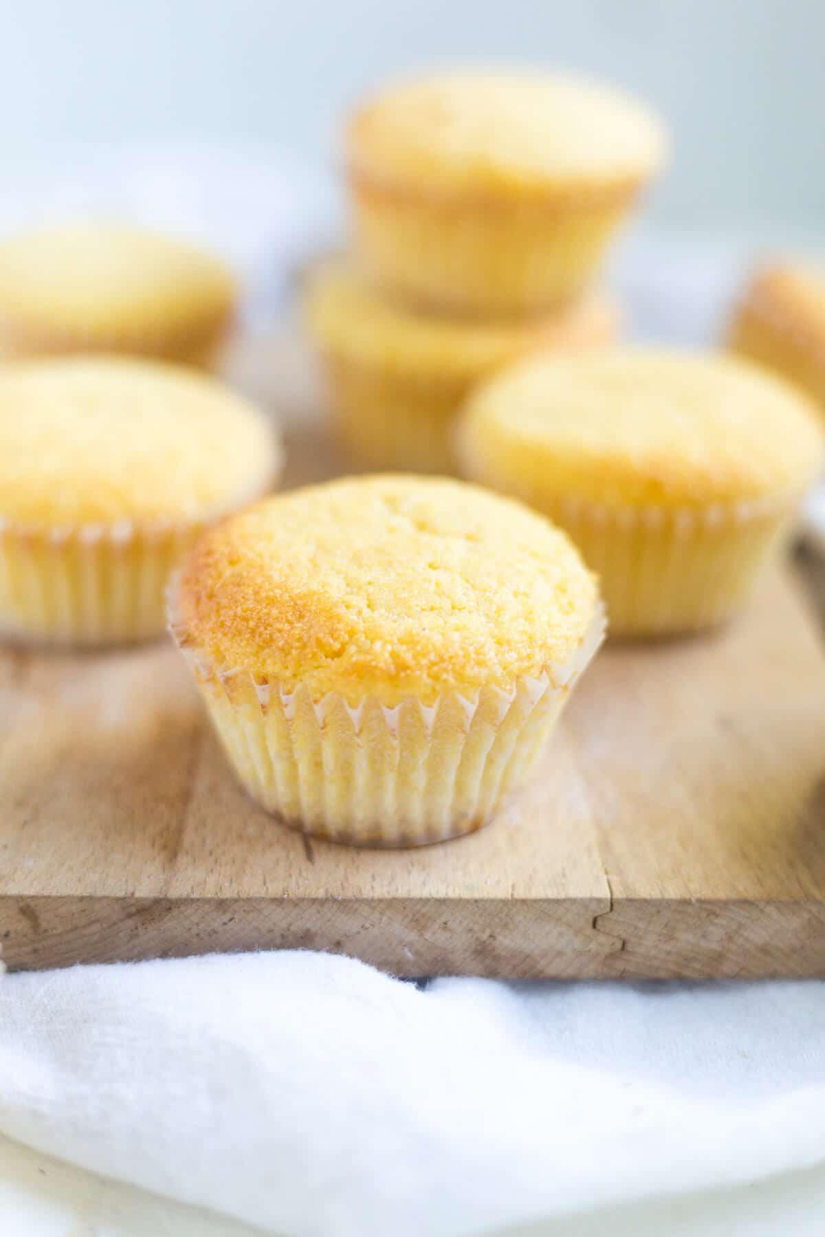 sweet cornbread muffin recipe