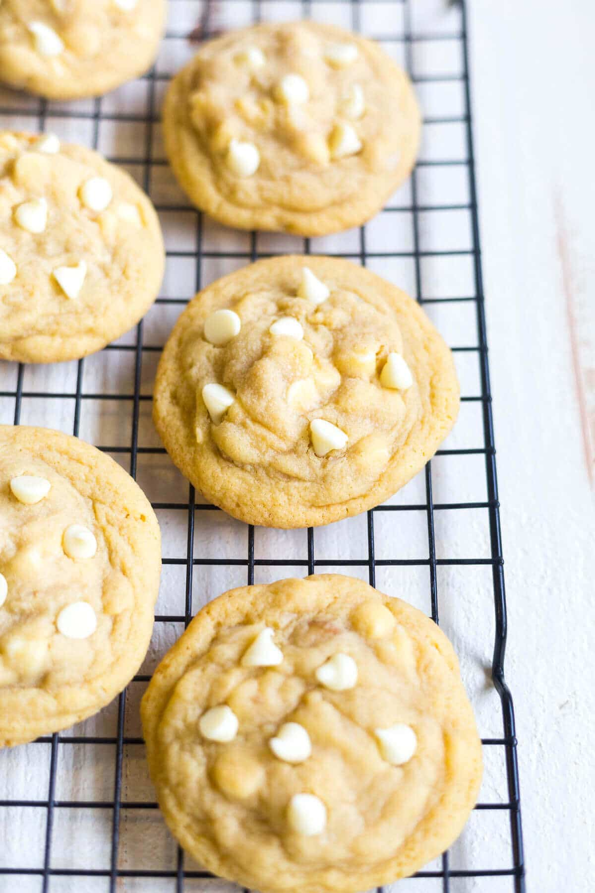 White Chocolate Macadamia Nut Cookies | What Molly Made