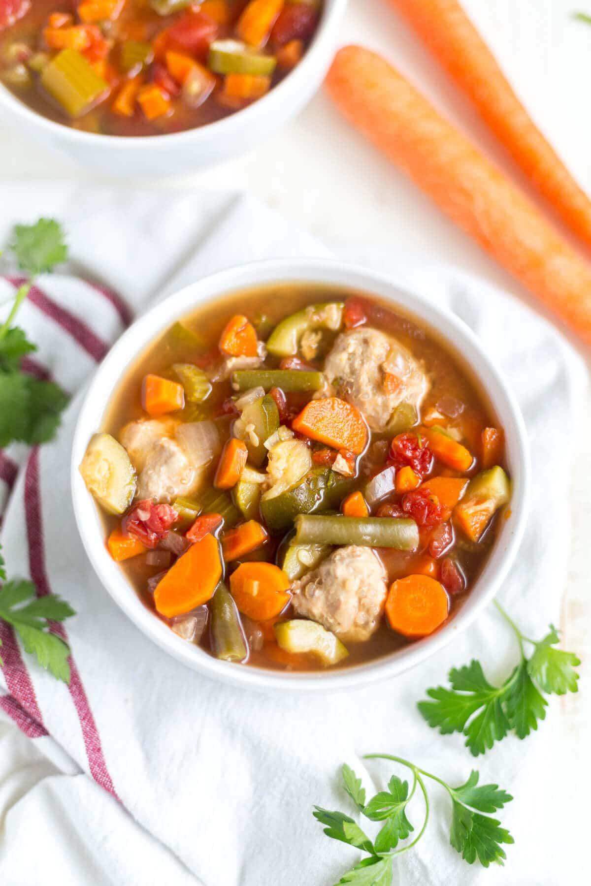 low carb soup recipe