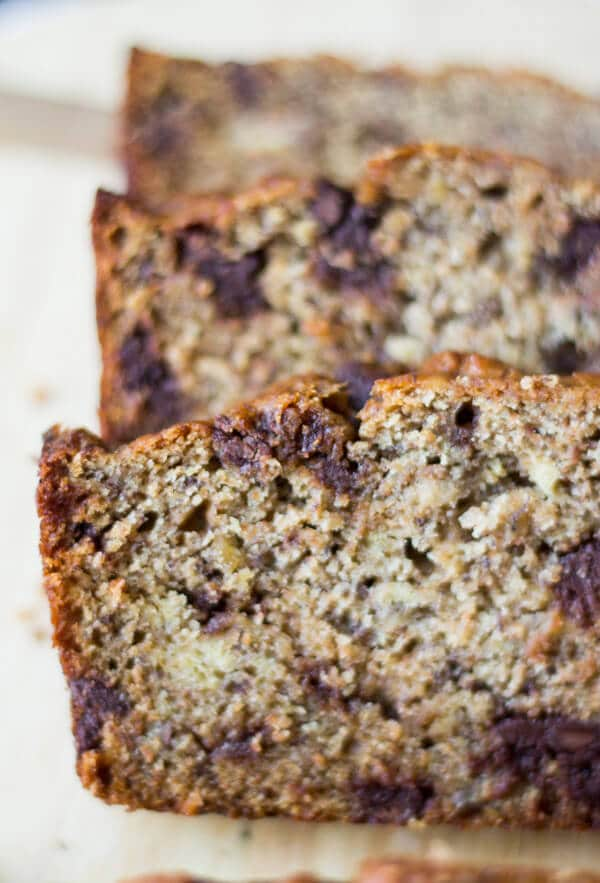 banana bread recipe healthy