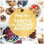 Traffic and Income Report – June 2018