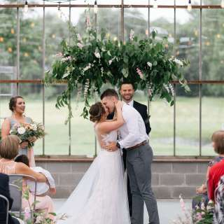 Our Oak Grove Wedding: The Ceremony
