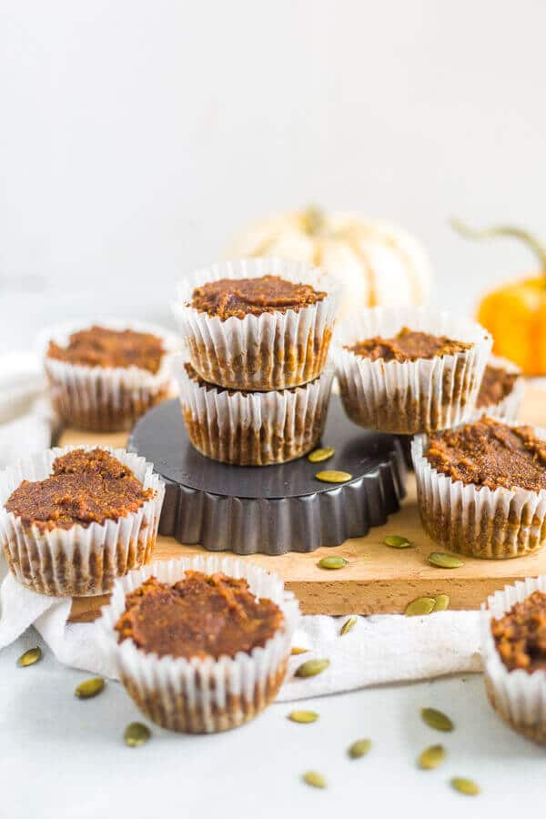 low carb pumpkin muffins coconut flour