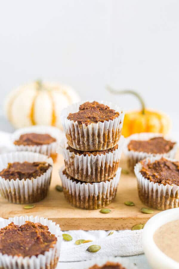 low carb pumpkin muffins recipe