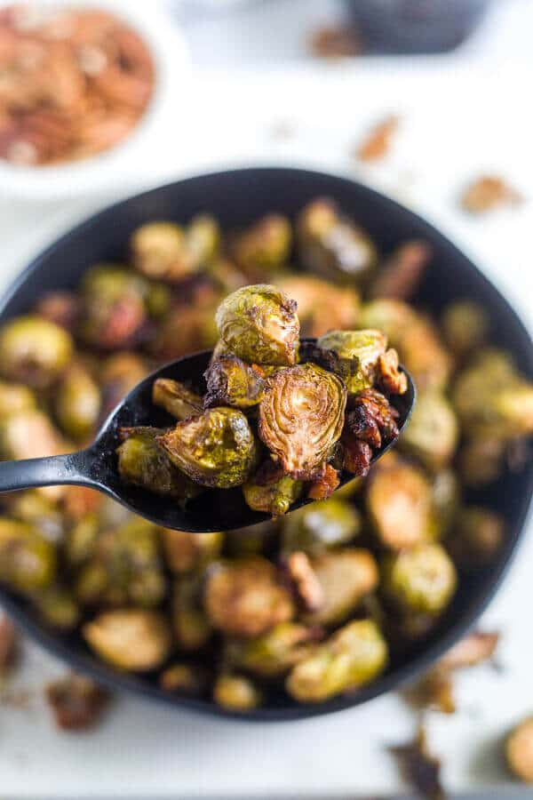recipe for brussel sprouts with balsamic vinegar